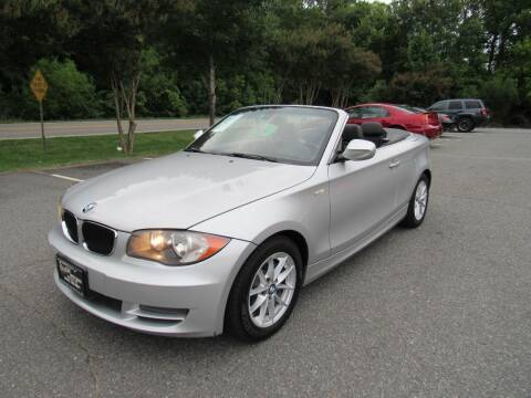 2011 BMW 1 Series for sale at Pristine Auto Sales in Monroe NC