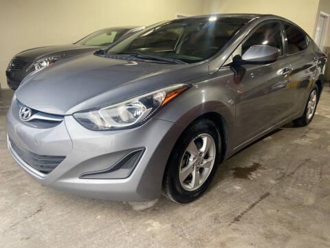 2014 Hyundai Elantra for sale at Safe Trip Auto Sales in Dallas TX