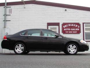 2016 Chevrolet Impala Limited for sale at Brubakers Auto Sales in Myerstown PA