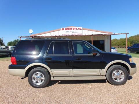 2006 Ford Expedition for sale at Jacky Mears Motor Co in Cleburne TX