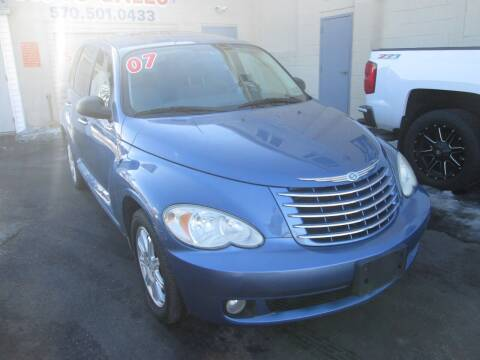 2007 Chrysler PT Cruiser for sale at Small Town Auto Sales in Hazleton PA