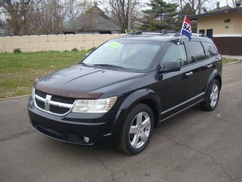 2010 Dodge Journey for sale at MOTORAMA INC in Detroit MI