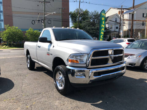 2012 RAM Ram Pickup 2500 for sale at 103 Auto Sales in Bloomfield NJ