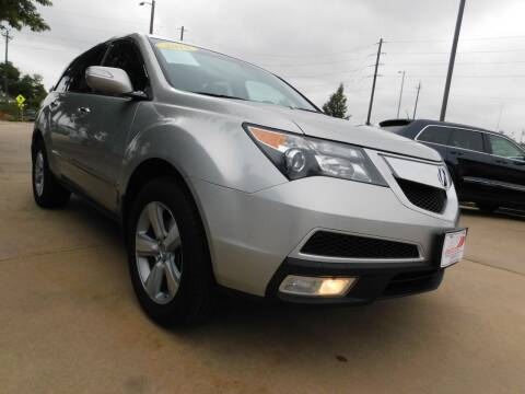 2010 Acura MDX for sale at AP Auto Brokers in Longmont CO