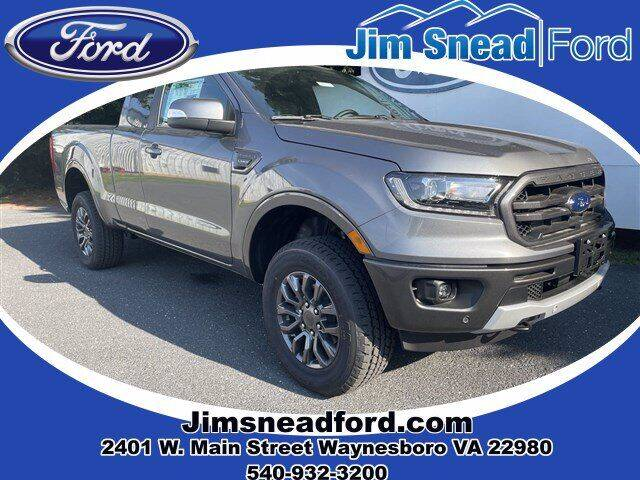 2021 Ford Ranger for sale in Waynesboro, VA