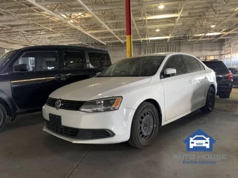 2014 Volkswagen Jetta for sale at AUTO HOUSE TEMPE in Tempe AZ
