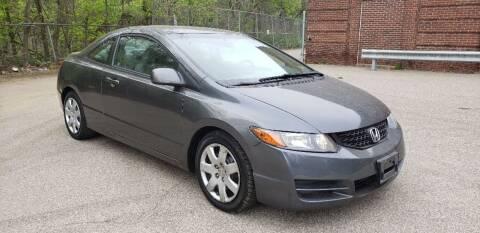 2011 Honda Civic for sale at Seran Auto Sales LLC in Pittsburgh PA