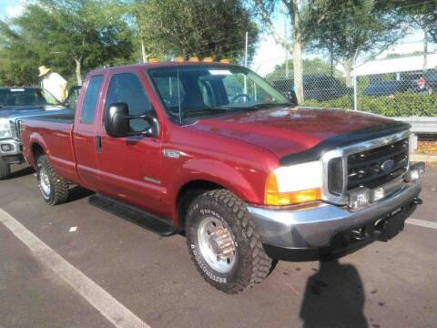 2001 Ford F-250 Super Duty for sale at Gulf South Automotive in Pensacola FL