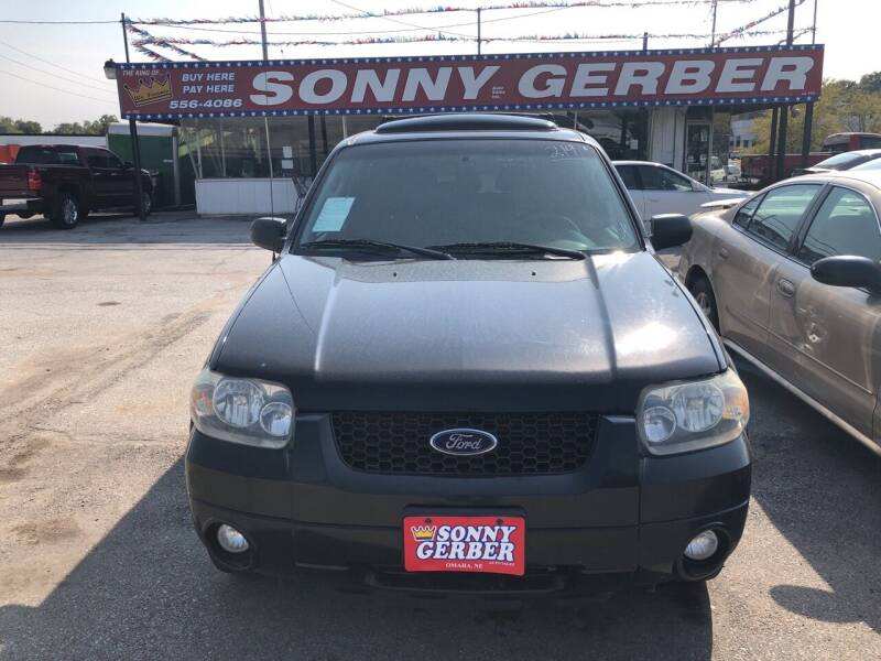 2007 Ford Escape for sale at Sonny Gerber Auto Sales in Omaha NE