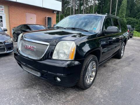 2007 GMC Yukon XL for sale at Magic Motors Inc. in Snellville GA