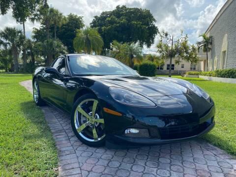 2009 Chevrolet Corvette for sale at Citywide Auto Group LLC in Pompano Beach FL