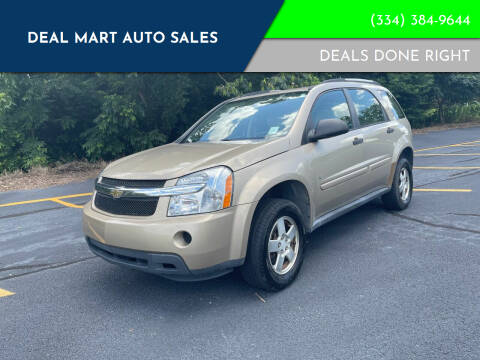 2007 Chevrolet Equinox for sale at Deal Mart Auto Sales in Phenix City AL