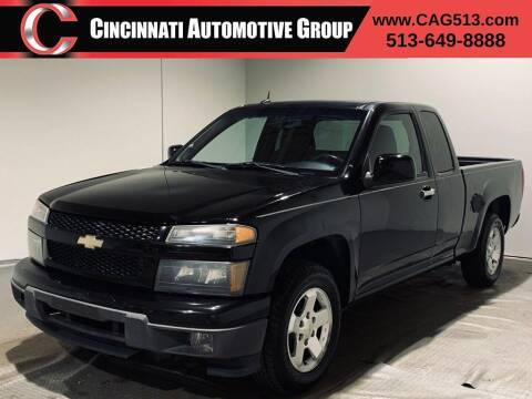 2010 Chevrolet Colorado for sale at Cincinnati Automotive Group in Lebanon OH