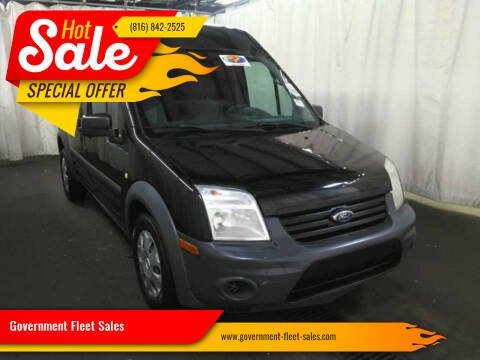 2012 Ford Transit Connect for sale at Government Fleet Sales in Kansas City MO