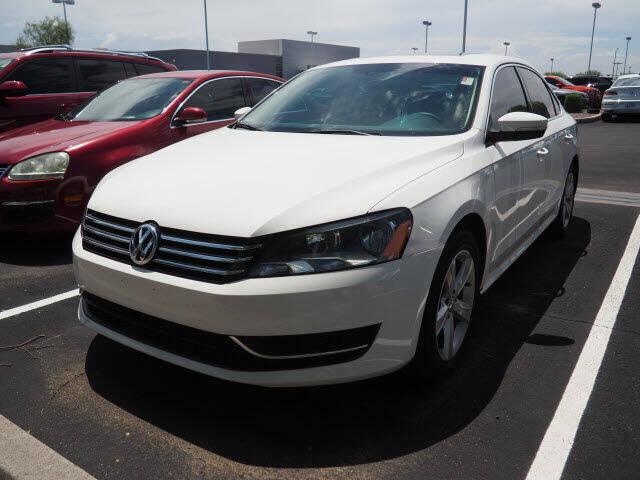 2013 Volkswagen Passat for sale at CarFinancer.com in Peoria AZ