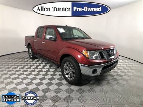 2019 Nissan Frontier for sale at Allen Turner Hyundai in Pensacola FL
