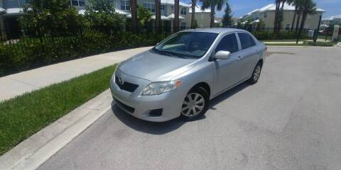 2010 Toyota Corolla for sale at Easy Finance Motors in West Park FL