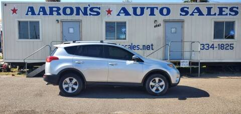 2014 Toyota RAV4 for sale at Aaron's Auto Sales in Corpus Christi TX