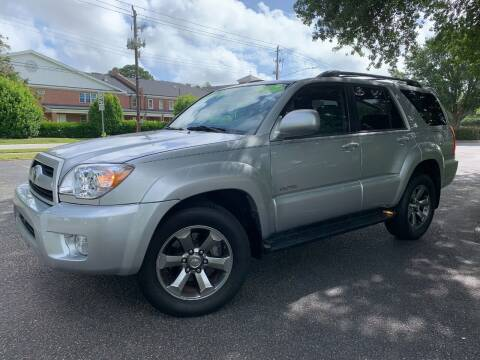 2007 Toyota 4Runner for sale at Seaport Auto Sales in Wilmington NC