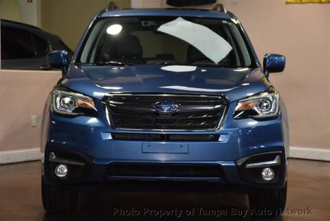 2018 Subaru Forester for sale at Tampa Bay AutoNetwork in Tampa FL