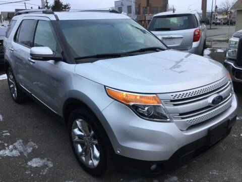 2012 Ford Explorer for sale at eAutoDiscount in Buffalo NY