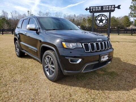 2017 Jeep Grand Cherokee for sale at Bratton Automotive Inc in Phenix City AL