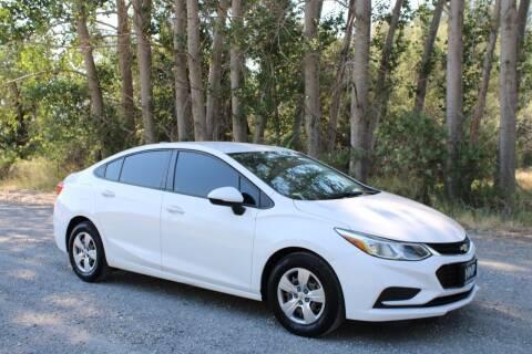 2017 Chevrolet Cruze for sale at Northwest Premier Auto Sales in West Richland WA