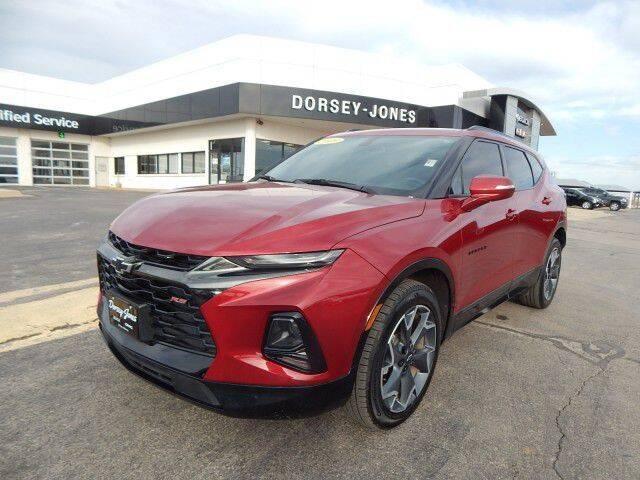 2019 Chevrolet Blazer for sale in El Reno, OK