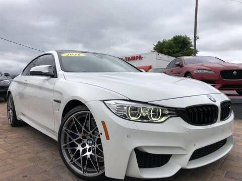 2016 BMW M4 for sale at Cars of Tampa in Tampa FL