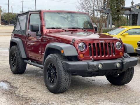 2008 Jeep Wrangler for sale at AWESOME CARS LLC in Austin TX