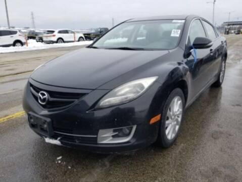 2012 Mazda MAZDA6 for sale at HW Used Car Sales LTD in Chicago IL