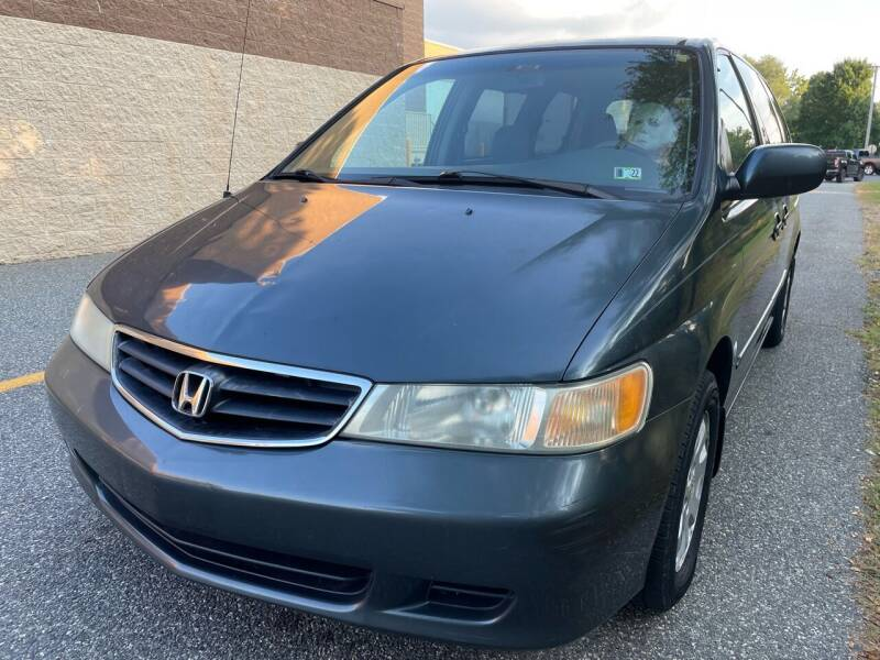 2003 Honda Odyssey for sale at Premium Auto Outlet Inc in Sewell NJ