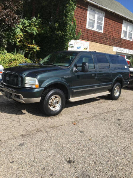 2002 Ford Excursion for sale at A Better Deal in Port Murray NJ