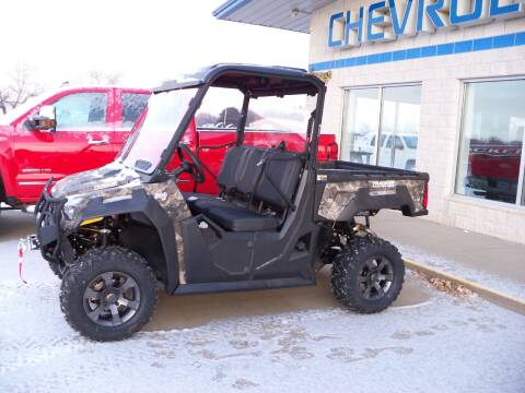 2021 TRACKER OFF ROAD 800 SXS LE for sale at Tyndall Motors in Tyndall SD