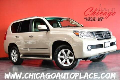 2011 Lexus GX 460 for sale at Chicago Auto Place in Bensenville IL