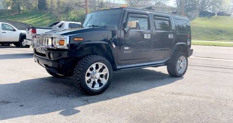2005 HUMMER H2 for sale at North Knox Auto LLC in Knoxville TN