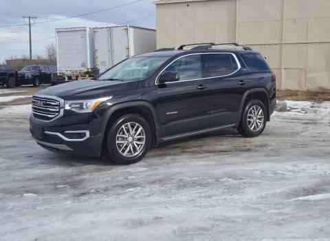2018 GMC Acadia for sale at Electric City Auto Sales in Great Falls MT