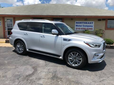 2020 Infiniti QX80 for sale at Northeast Motor Company in Universal City TX