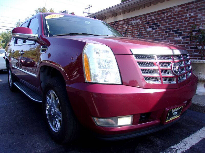 2007 Cadillac Escalade EXT for sale at Certified Motorcars LLC in Franklin NH