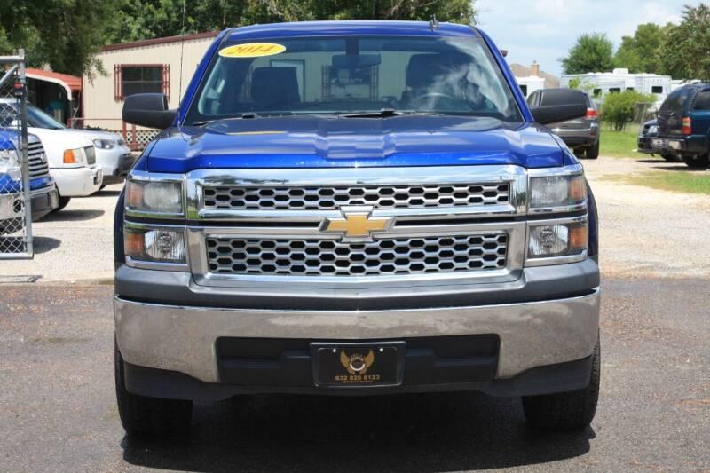 2014 Chevrolet Silverado 1500 for sale at Fabela's Auto Sales Inc. in Dickinson TX