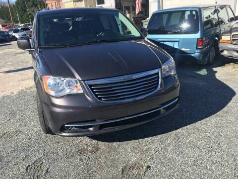 2015 Chrysler Town and Country for sale at Specialty Bank Liquidators in Greensboro NC