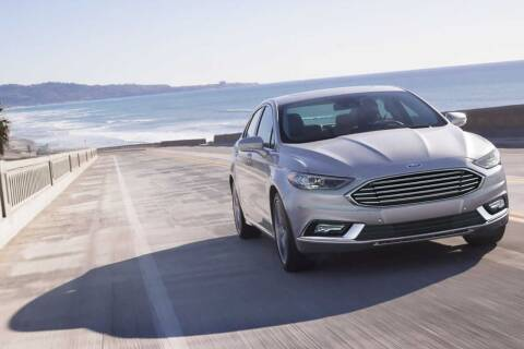 2018 Ford Fusion for sale at AUTO KING in Jonesboro AR