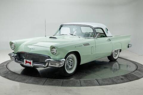 1957 Ford Thunderbird for sale at Duffy's Classic Cars in Cedar Rapids IA