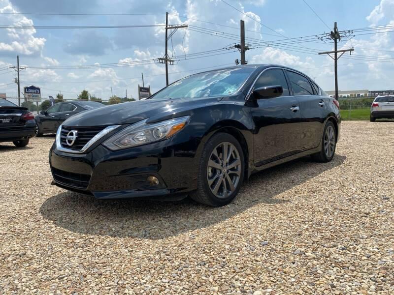2018 Nissan Altima for sale at Community Auto Specialist in Gonzales LA