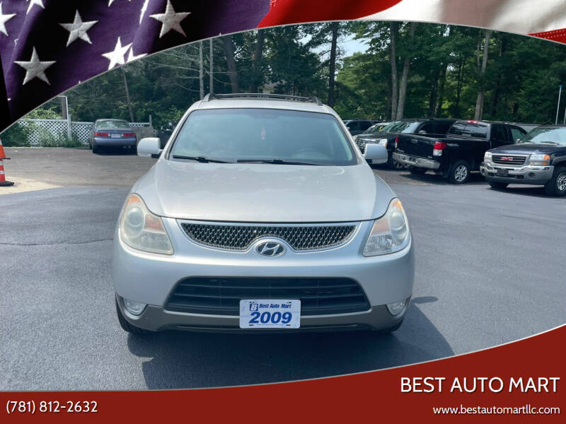 2009 Hyundai Veracruz for sale at Best Auto Mart in Weymouth MA