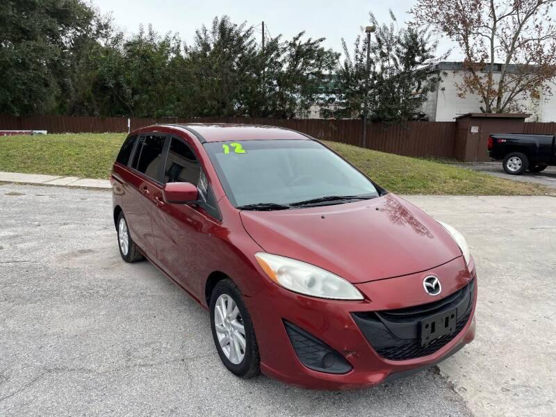 2012 Mazda MAZDA5 for sale at Detroit Cars and Trucks in Orlando FL