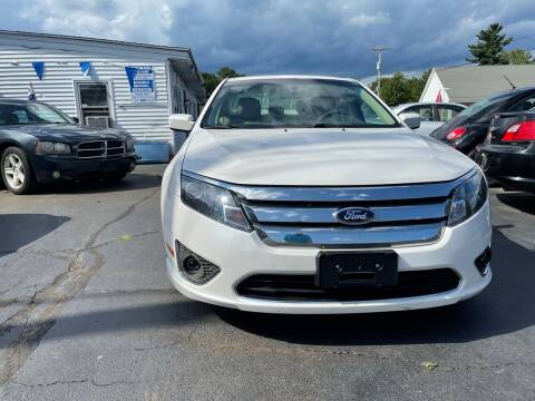 2012 Ford Fusion for sale at Plaistow Auto Group in Plaistow NH