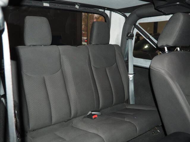 2015 Jeep Wrangler 4x4 Sport 2dr SUV - Montclair NJ