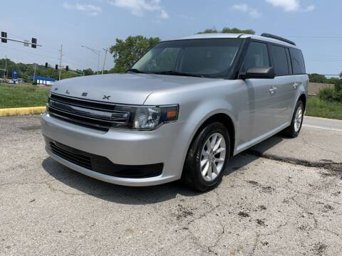 2014 Ford Flex for sale at InstaCar LLC in Independence MO