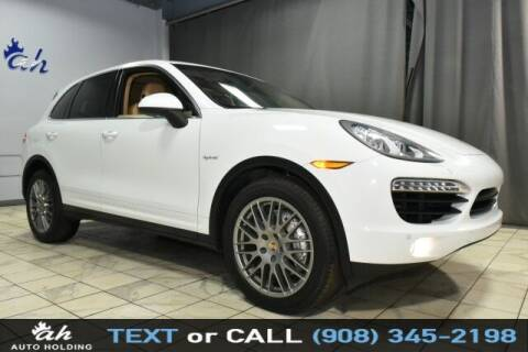 2013 Porsche Cayenne for sale at AUTO HOLDING in Hillside NJ